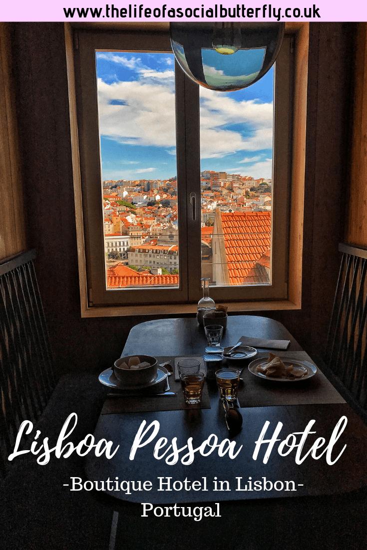 Review Lisboa Pessoa Hotel Lisbon