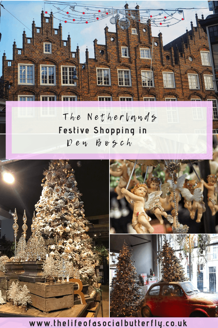 Pinterest Festive Shopping in Den Bosch