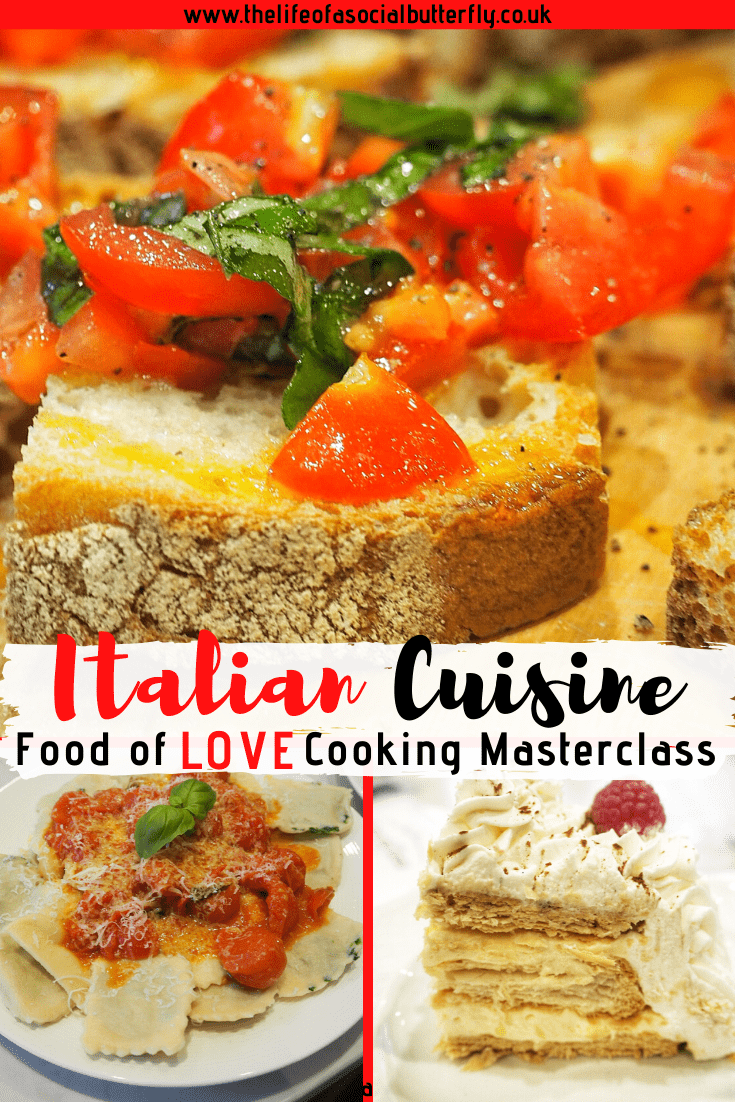 Italian food has long been considered the food of love! Check out this post to find traditional Italian family recipes to tantalise your loved one's tastebuds! #italiandinnerideas #italianfoodrecipe #dinnerrecipesitalian #italianfood #italiancuisine