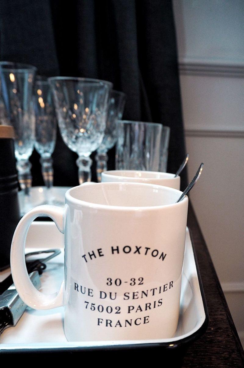 Hoxton Hotel Paris Mug