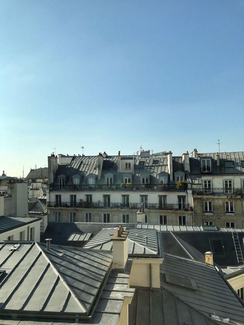Hoxton Paris Hotel room view