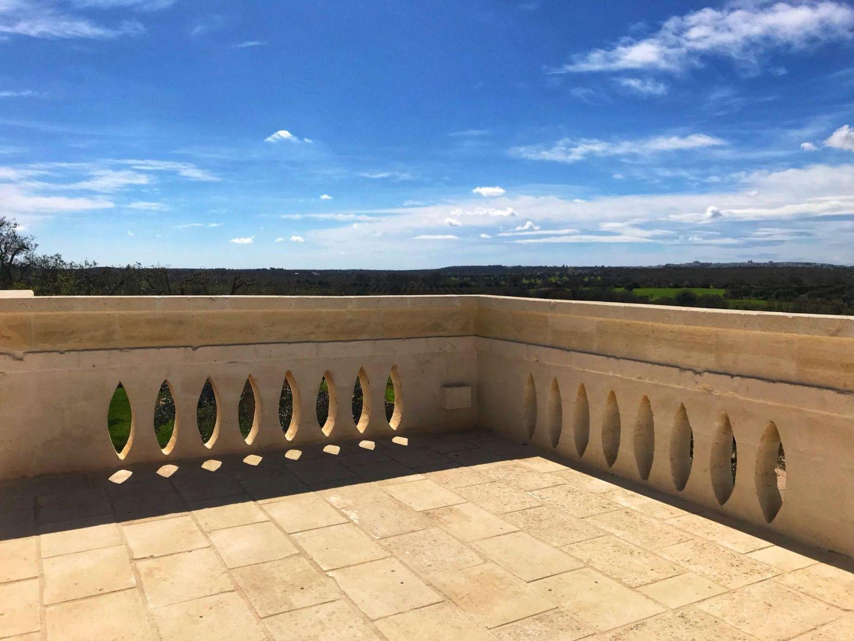 Views from Corte dei Massapi villa