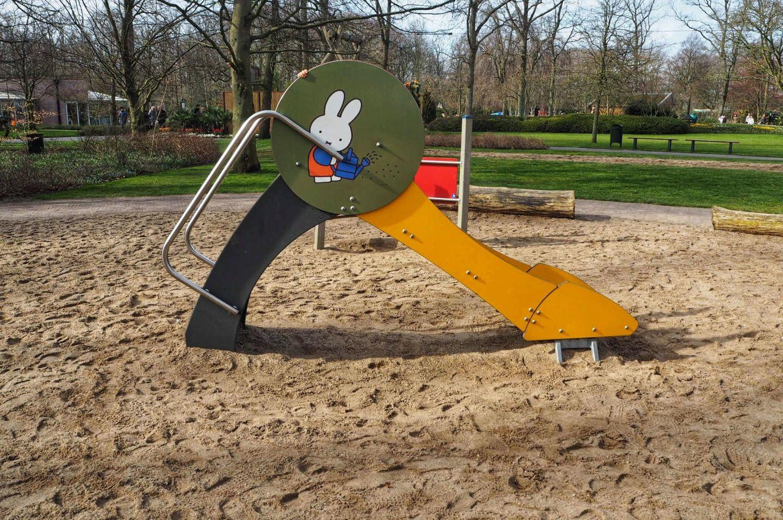 Miffy Slide Keukenhof