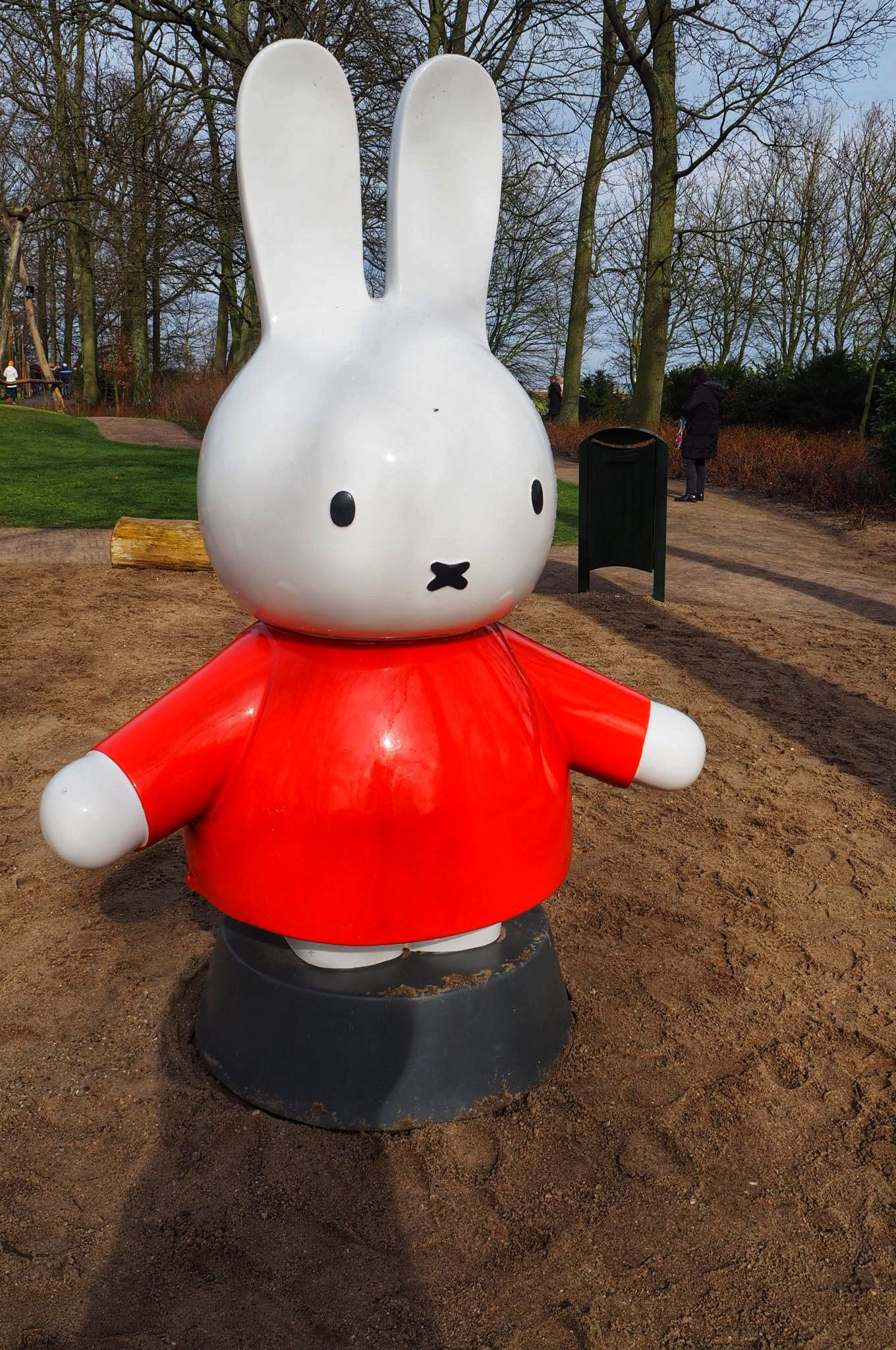 Miffy The Bunny Keukenhof