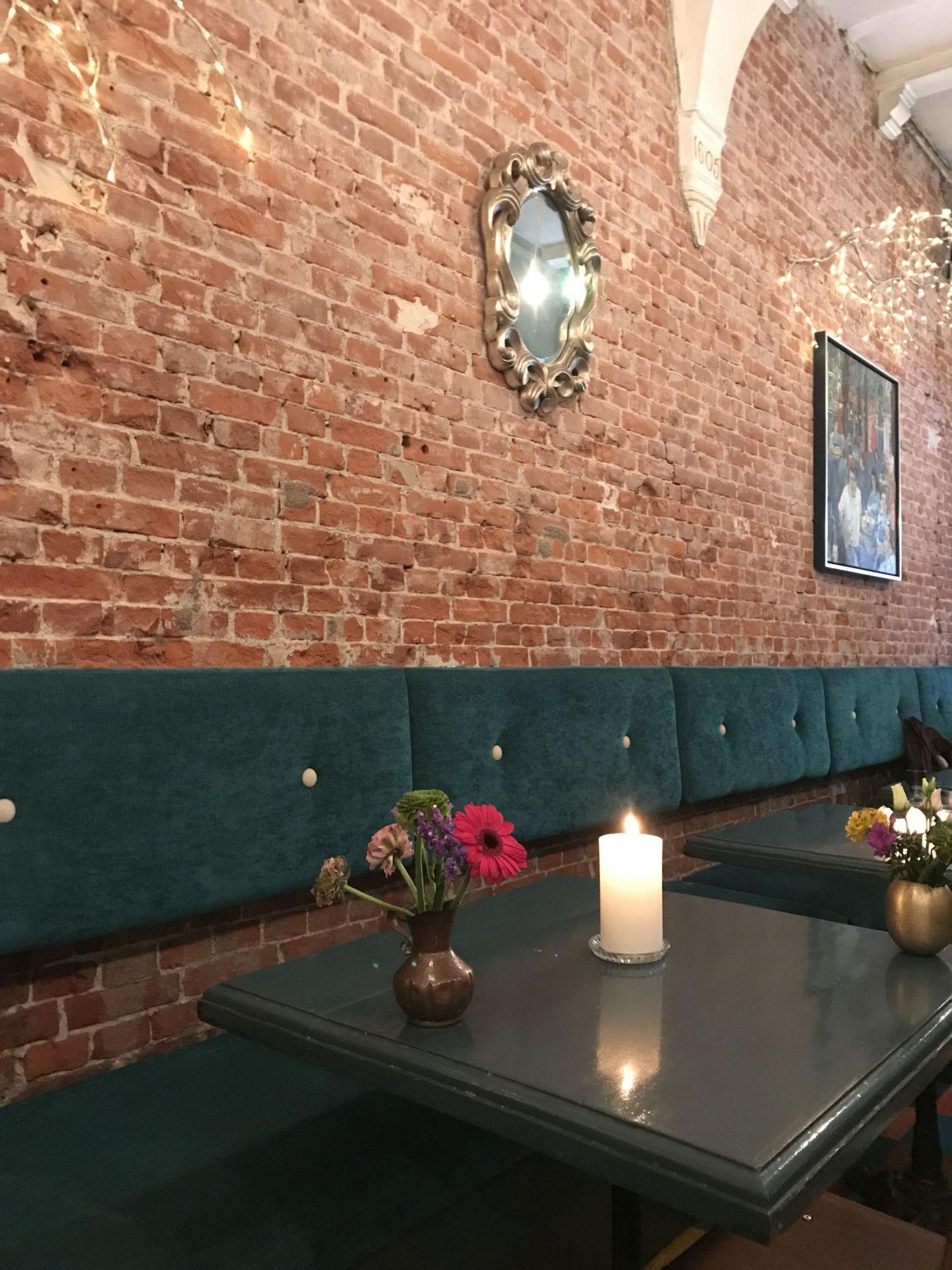Pretty decor Dessert Bar Haarlem
