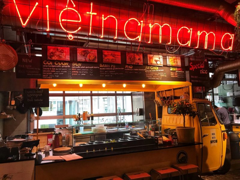 Vietnamama Downtown Gourmet Market Eindhoven Fast Food