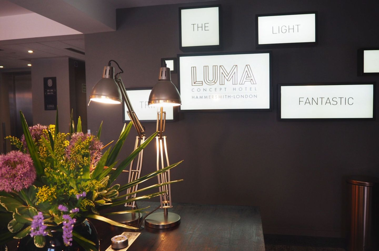 The LightFantastic Luma Hotel