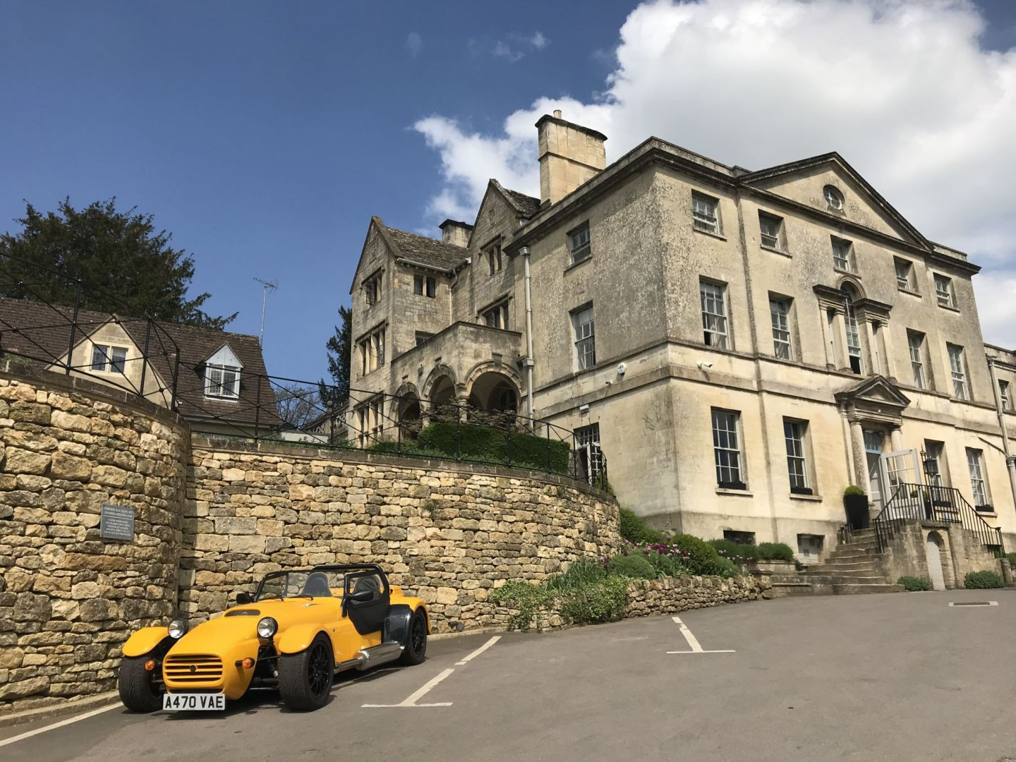The Painswick Hotel Review -boutique hotel in The Cotswolds