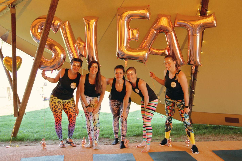 Sweat Studios Team Milton Keynes