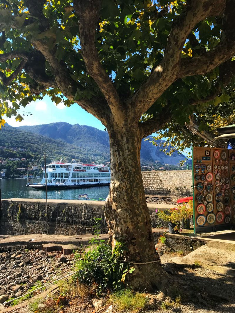 Whistle stop autumn tour of Isola Pescatori