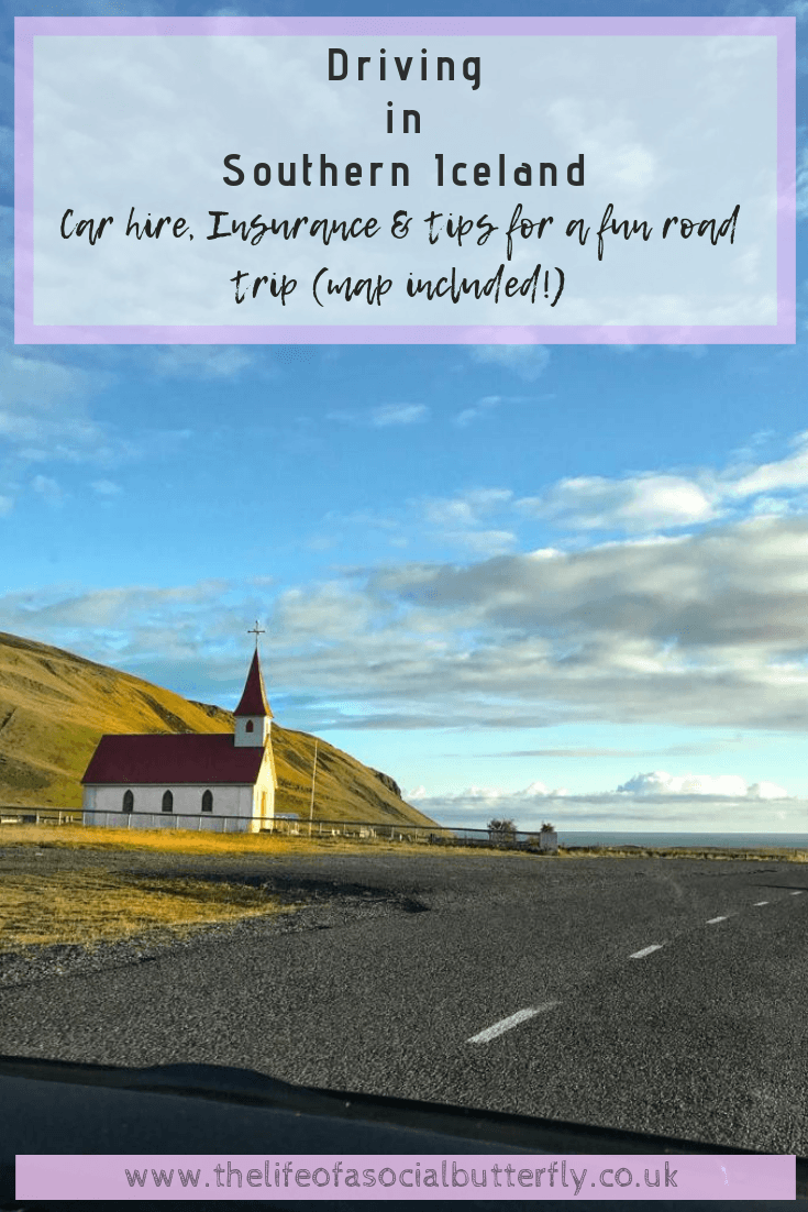 All you need to know about Driving in Southern Iceland
