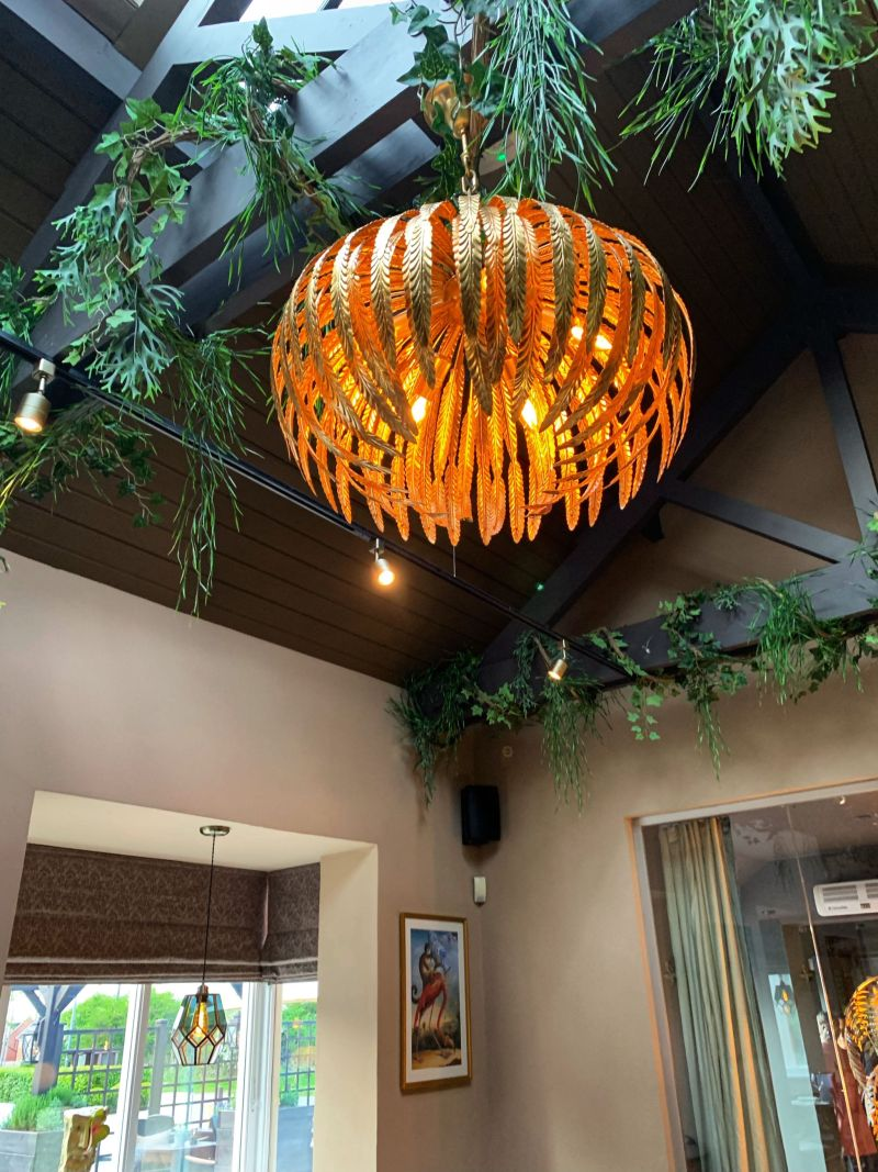Rainforest-Restaurant-Refurbishment-at-The-Wavendon-Arms-Milton-Keynes