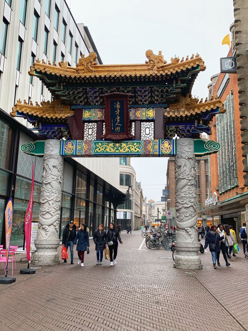 Chinatown-Gate-The-Hague