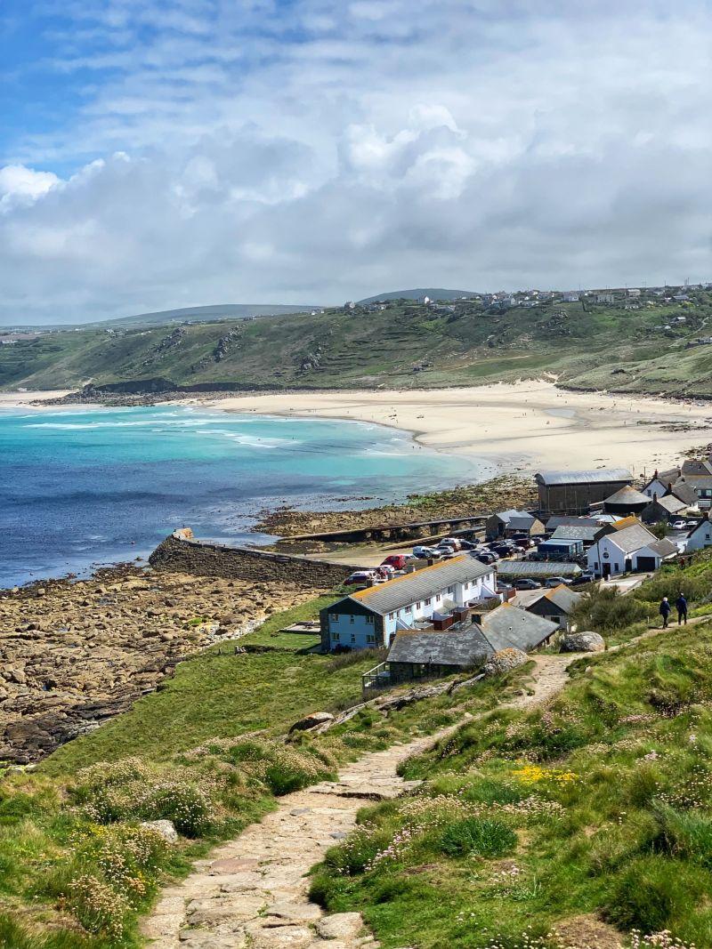 Cornish-coastal-views-Sennen-Cove