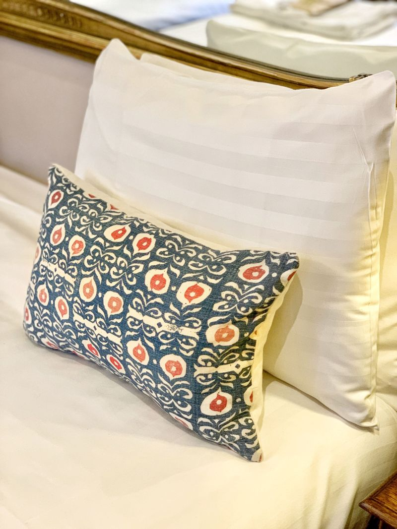 Pillows at The Embankment Hotel Bedford England