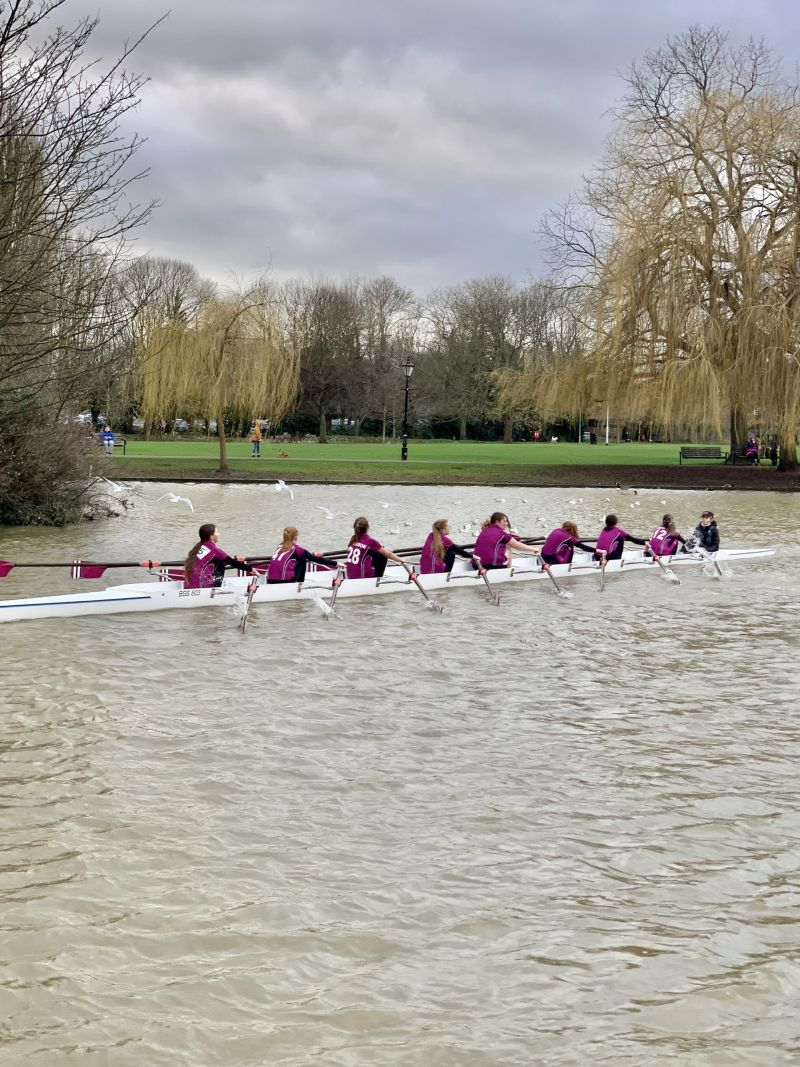 Rowing Clubs The Embankment Bedford