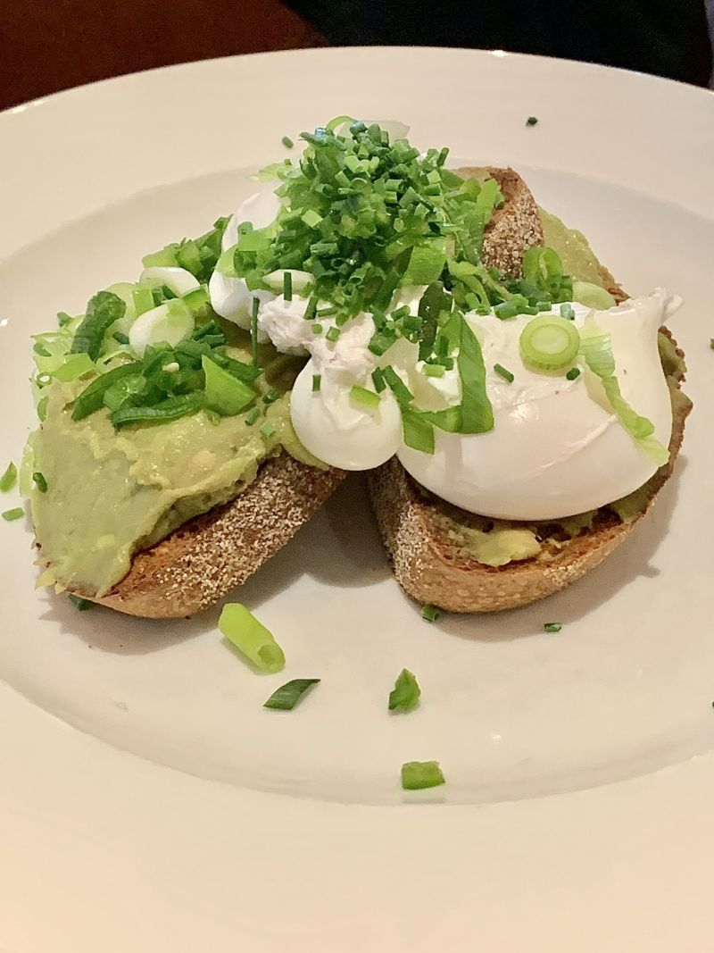 smashed-avocado-with-free-range-poached-eggs-spring-onion-and-chilli-on-toasted-sourdough-The-Embankment-Hotel-Bedford-Breakfast