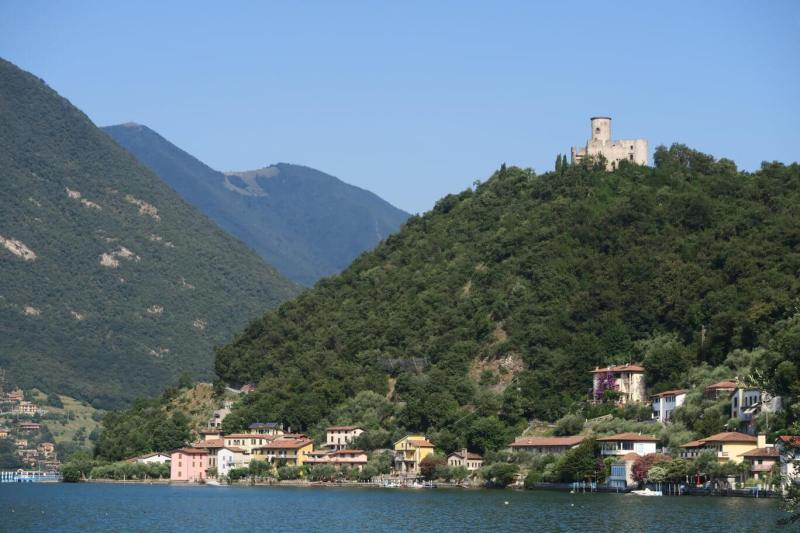 Cycle around Monte Isola - Northern Italy bucket list destination
