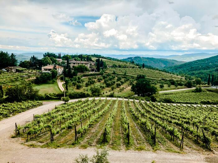 Enjoy wine tasting in Tuscany - Italy travel bucket list ideas