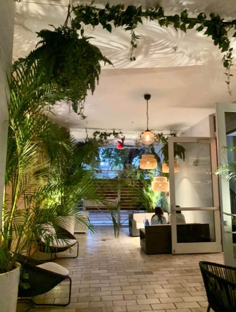The Meridian Urbanica Hotel Miami - Boutique interiors