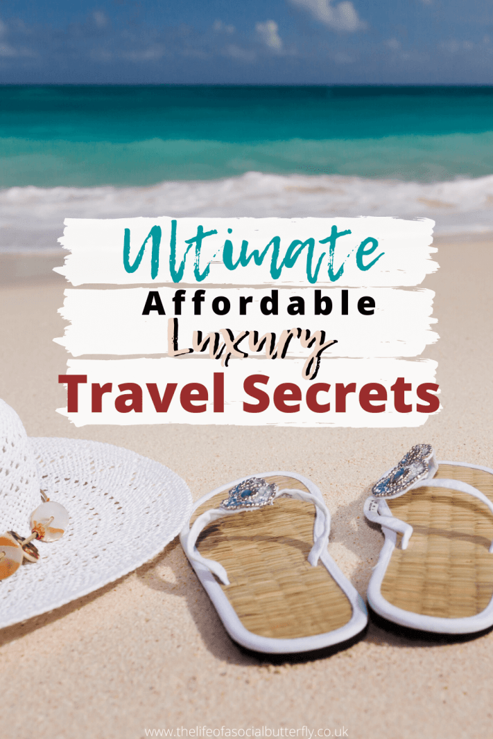 The secret to enjoying luxury travel for less isn't as difficult as you think! I'm sharing all my affordable luxury travel on a budget tips, including affordable places to travel, airline travel hacks to secure cheaper plane tickets, save money on luxurious hotel rooms & more! #affordablevacations #cheaperflights #cheapflighttips #affordabletraveldestinations
