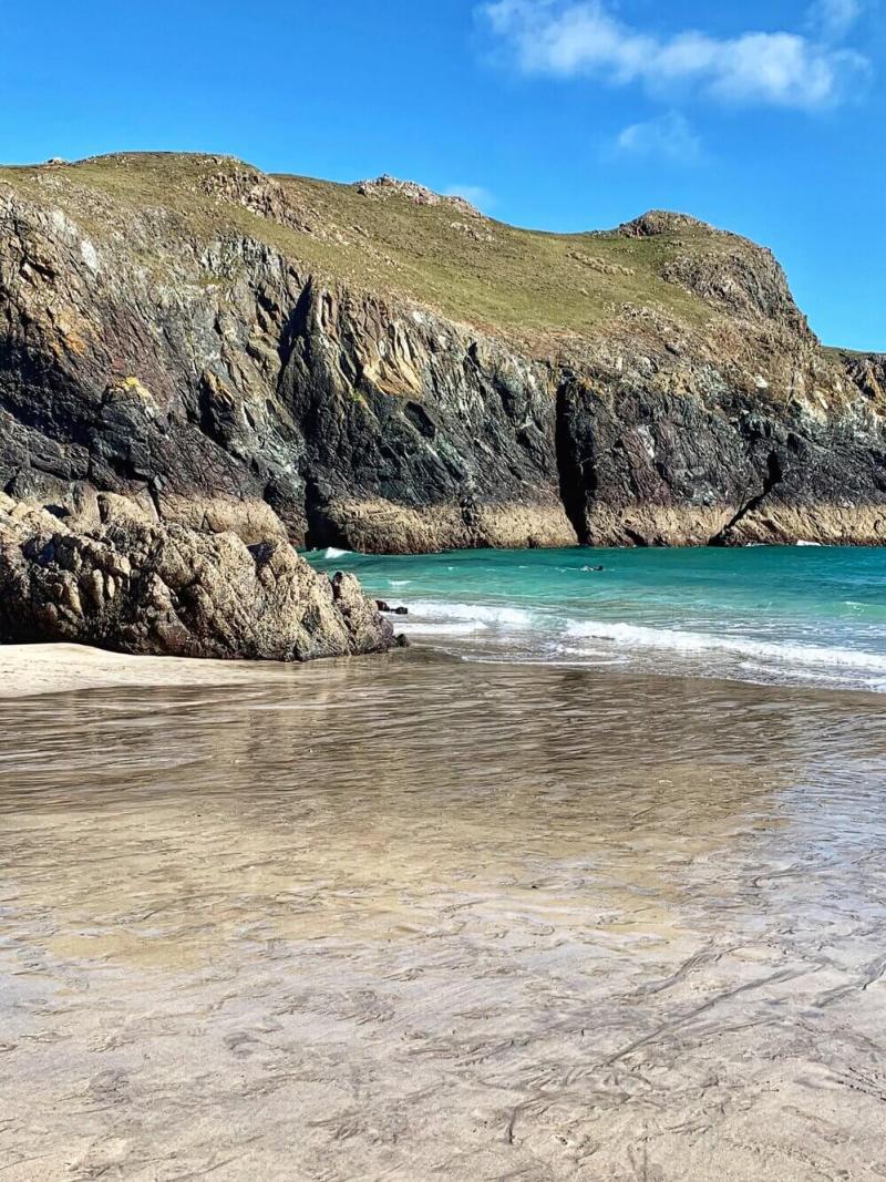 Top 10 beaches in Cornwall Kynance Cove