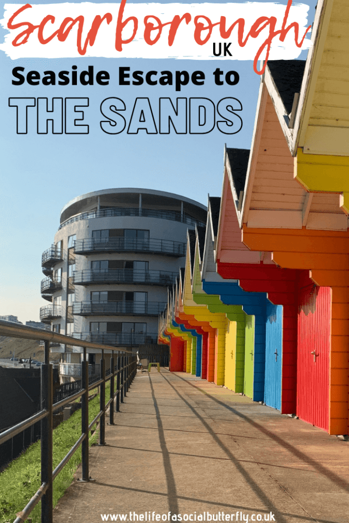 Enjoy a seaside escape to The Sands Scarborough luxury apartments. Self-catering Scarborough holiday accommodation with a touch of luxury! Click through to read my review and for things to do in Scarborough too! #ScarboroughEngland #wheretostayinScarborough