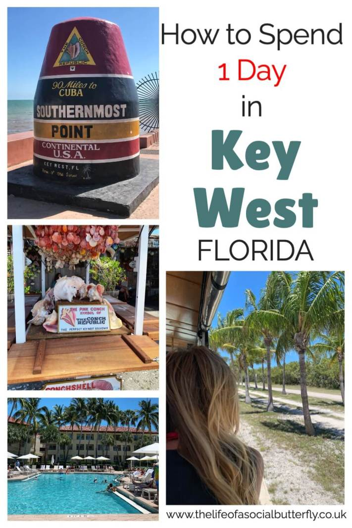 Enjoy a Key West road trip from Miami! Eat the famous key lime pie, watch the epic Mallory Square Key West sunset and go snorkelling in Key West's barrier reef (the largest outside Australia & Belize!) Click through to explore all the best Key West attractions and things to do in Key West in my blog post! #KeyWestVacation #KeyWestThingsToDo