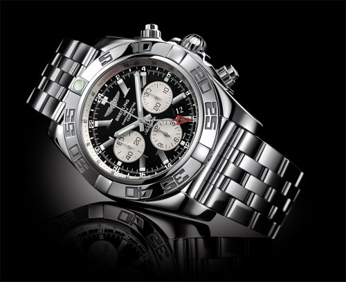 new breitling Chronomat GMT luxury watch