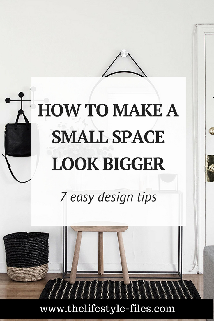 Minimalist Design Tips How To Make A Small Space Look