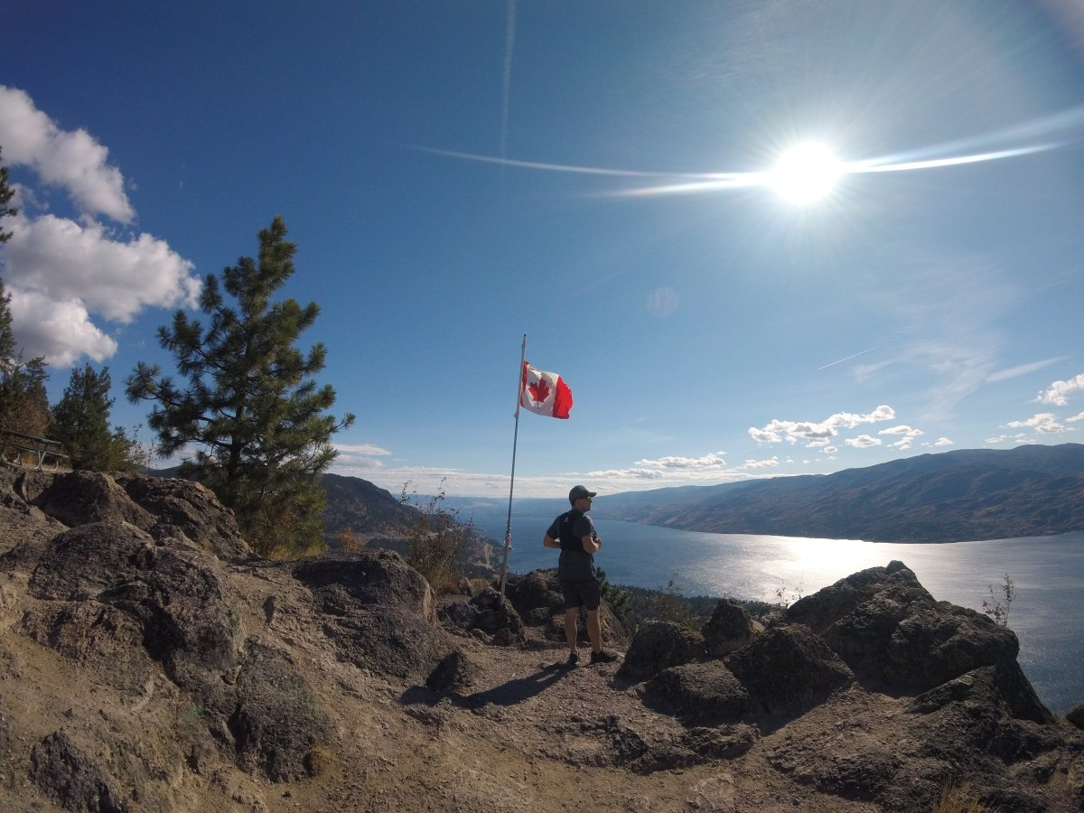 Pincushion Mountain Peachland