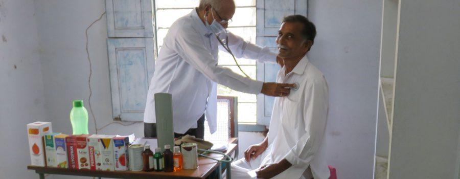 S-Arzt Untersuchung