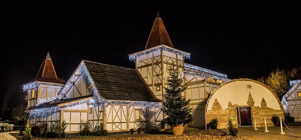 La Casa Di Babbo Natale è Torino The Light Canvas