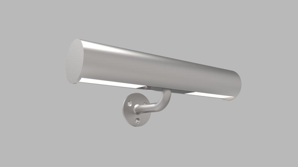 glowrail led handrail the light lab