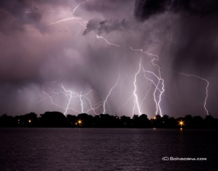 "James ""Bo"" Insogna, of Longmont, specializes in lightning photography. Check out more of his lightning-strike photos at <a href="