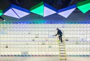 Light4 - Plexal, London