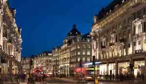 Regent Street Masterplan