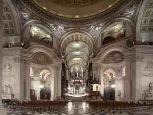 S+M - St Paul's Cathedral - Tim Soar