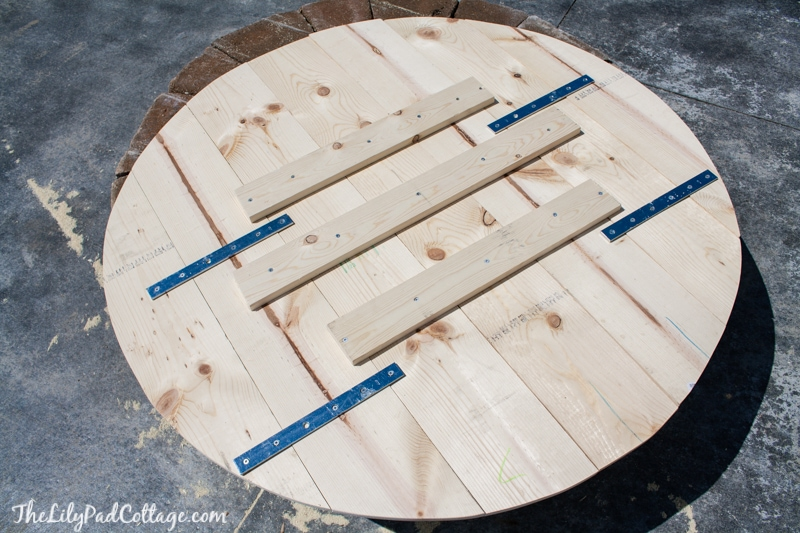 diy fire pit table top the lilypad