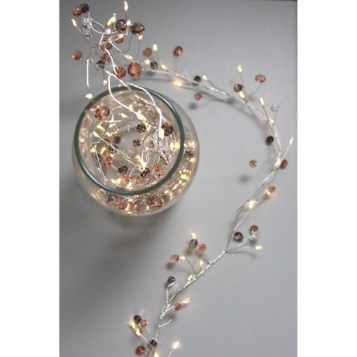 cluster fairy christmas lights