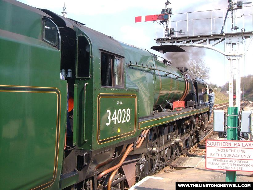 Horsted Keynes OO Captain Baxter Kit Available New Railway Modellers Forums