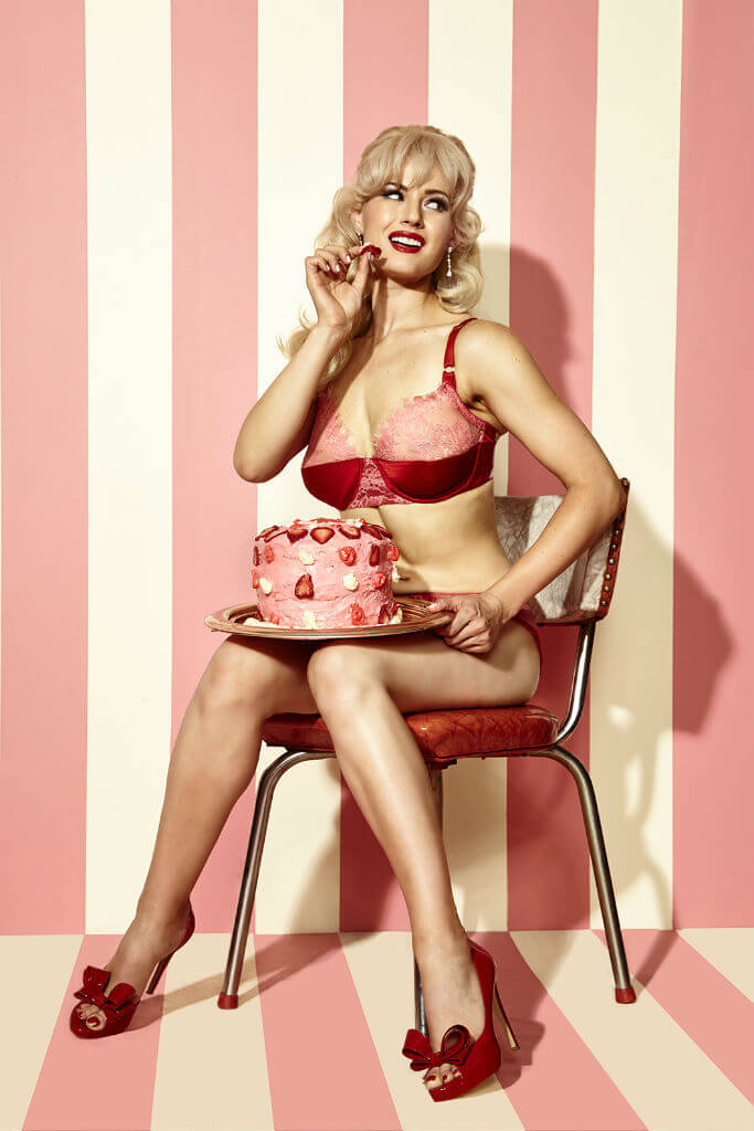 Dotties Delights SS 2016 Sweet Amp Sassy Pin Up Lingerie