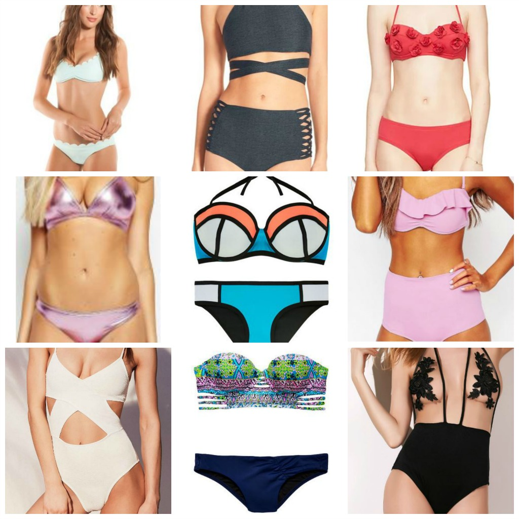 9Summer Swinsuits