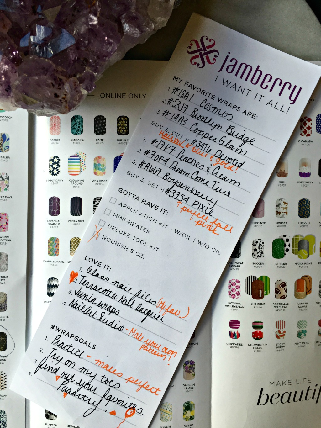 jamberry-lust-list