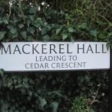Mackerel Hall