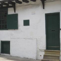 The Old Bull key box