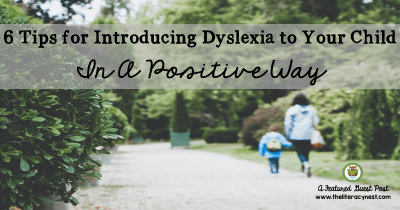 Dyslexia parenting tips