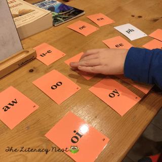 Orton-Gillingham activities