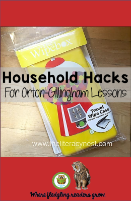 Use these household hacks for easy planning.
