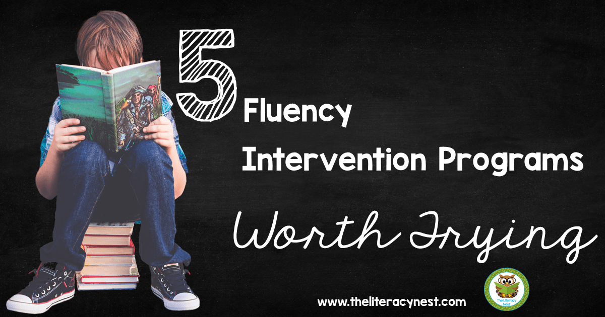 image regarding Read Naturally Printable Stories referred to as 5 Fluency Interventions Truly worth Striving - The Literacy Nest